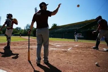 La selección argentina de béisbol será anfitriona del Sudamericano de béisbol