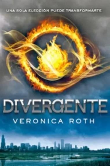 """Divergente"" de Veronica Roth"