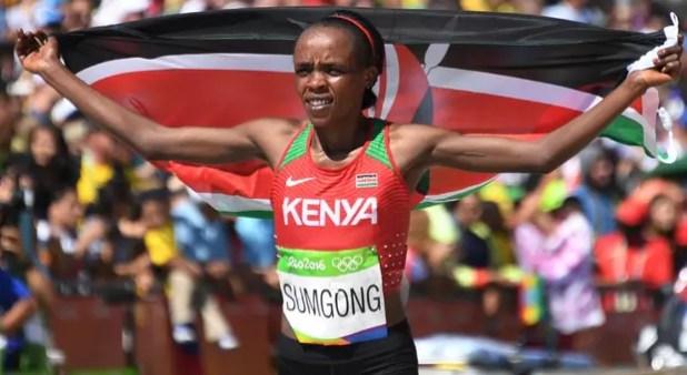 Resultado de imagen para kenia doping positivo