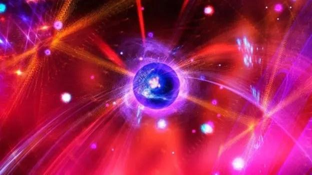 El mundo cuántico es vago e indeterminado