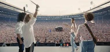 La película sobre la banda Queen, Bohemian Rhapsody, puede dar la gran sorpresa