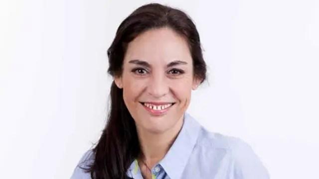 Carla Carrizo, postulante de Evolución