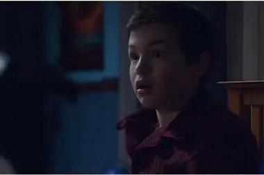 Williams, en una escena de la serie The Flash