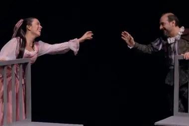 La discreta enamorada, dirigida por Santiago Doria