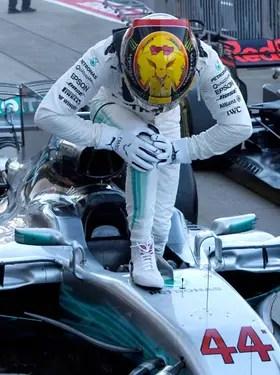 Hamilton, el más rápido del circuito japonés