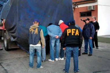 Por día se roban más de tres camiones con mercadería
