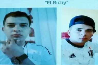 Las autoridades de Veracruz presentaron fotografías del Richy, el supuesto asesino de Valeria Cruz Medel