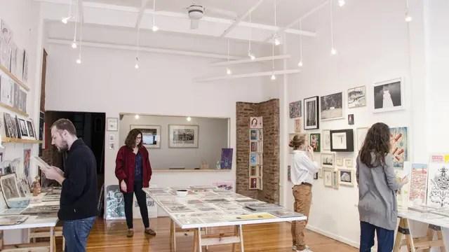 En Quorum hay obras de más de 80 artistas