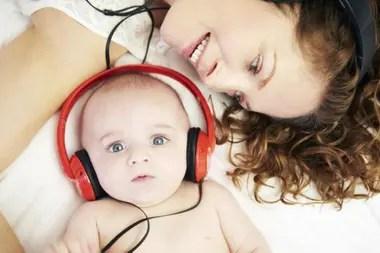 Los padres tienen mucho que ver en la creación de la memoria musical.