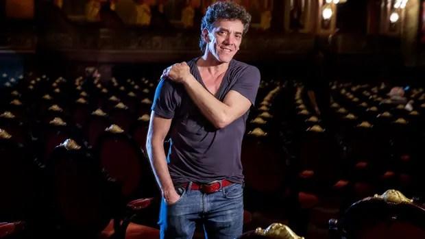 Director de la compañía de ballet local más importante, Guerra es hoy también el autor de una obra que recuerda los 400 años de Cervantes
