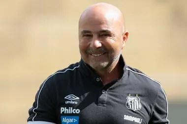 Sampaoli ya clasificó a Santos a la próxima Libertadores