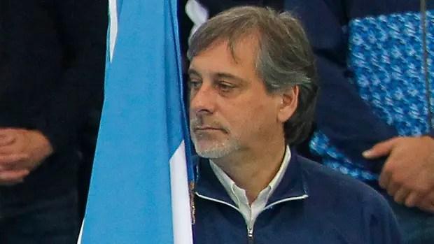 Ricardo Cristofani, tesorero del Copar
