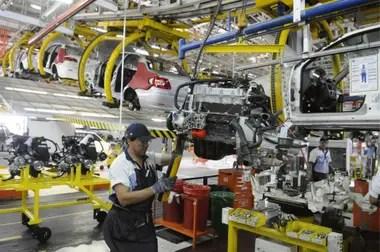 El Índice de Producción Industrial (IPI) mostró una avance mensual desestacionalizado de 1,5%.