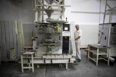 La fabrica Abedul en el Parque industrial de Moron ya casi no trabaja