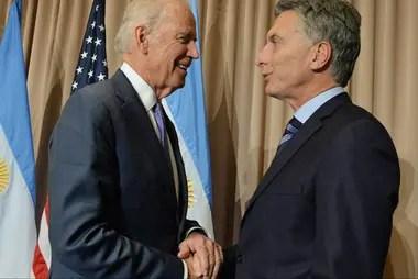 El gobierno de Macri mantuvo un buen vínculo con el de Obama durante el breve período que coincidieron
