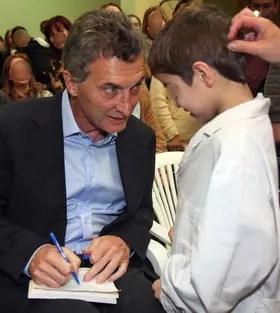 Mauricio Macri rechazó las críticas a la evaluación Aprender 2016
