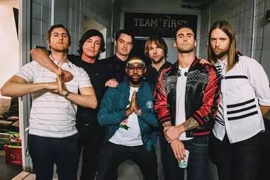 Maroon 5 tiene nueva fecha para tocar en la Argentina: 11-3-2121