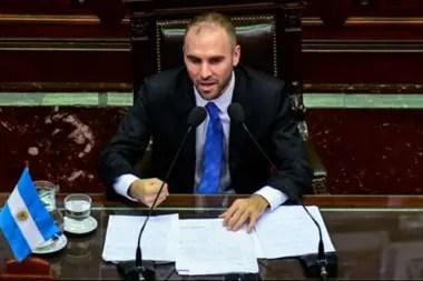 El ministro de Economía, Martín Guzmán, dijo ante el Congreso que Argentina quiere honrar sus deudas pero por ahora no puede.
