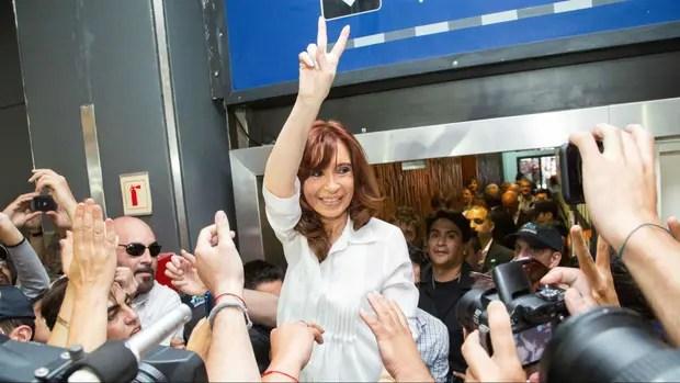 La ex presidenta Cristina Kirchner está imputada en dos causas