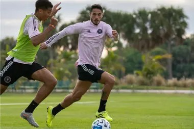 Nicolás Figal se convirtió en refuerzo de Inter de Miami