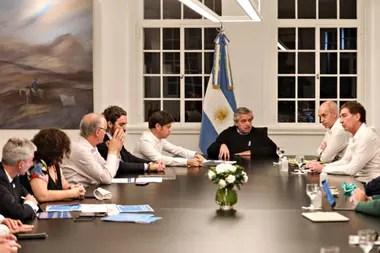 La alianza del coronavirus: Fernández actúa como conciliador entre Kicillof y Larreta