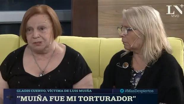 Gladys Cuervo habló sobre las torturas que recibió