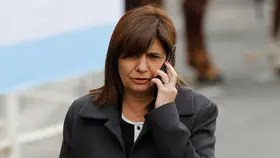 En enero la cuenta de Twitter de Patricia Bullrich fue vulnerada