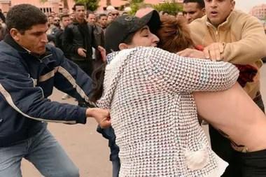Los activistas de la comunidad LGBT también son perseguidos por las autoridades marroquíes.