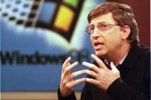 Hace 20 años Bill Gates protagonizó un recordado blooper en el escenario de COMDEX, un traspié que no afectó las ventas de su sistema operativo