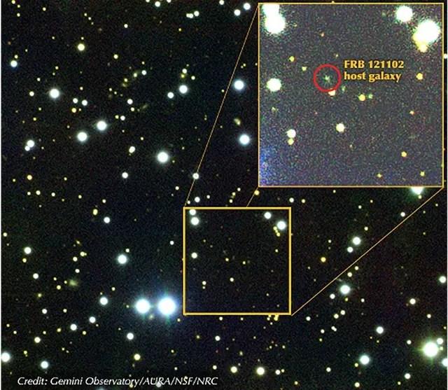 La fuente del FRB 121102 fue ubicada a 3.000 millones de años luz, lo que revela la cantidad de energía que tienen estos pulsos para viajar por el espacio.