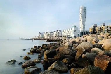 Uno de los objetivos del gobierno sueco era modernizar la ciudad de Malmö