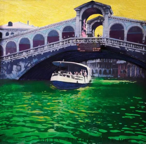 Green Venice, 1968