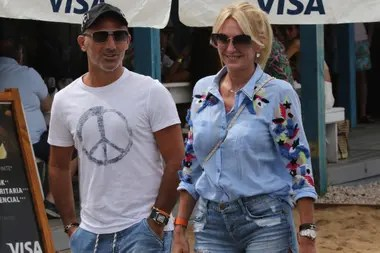 ¿Reconciliados? Tras pasear por Europa, Yanina y Diego Latorre disfrutan de unos días de relax en Punta del Este