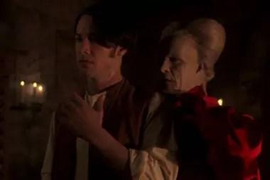 Gary Oldman tenía en el set un humor muy particular, que ponía muy incómodos a sus compañeros, sobre todo a Winona Ryder