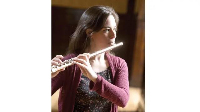 Cuando tenía 19 años, Amalia viajó sola a Basilea para tomar clases con Felix Renggli, un maestro que le interesaba especialmente