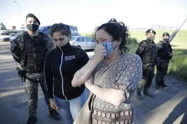 Ivana Martínez no tiene información de su hijo que está alojado en el penal de José León Suárez, en San Martín