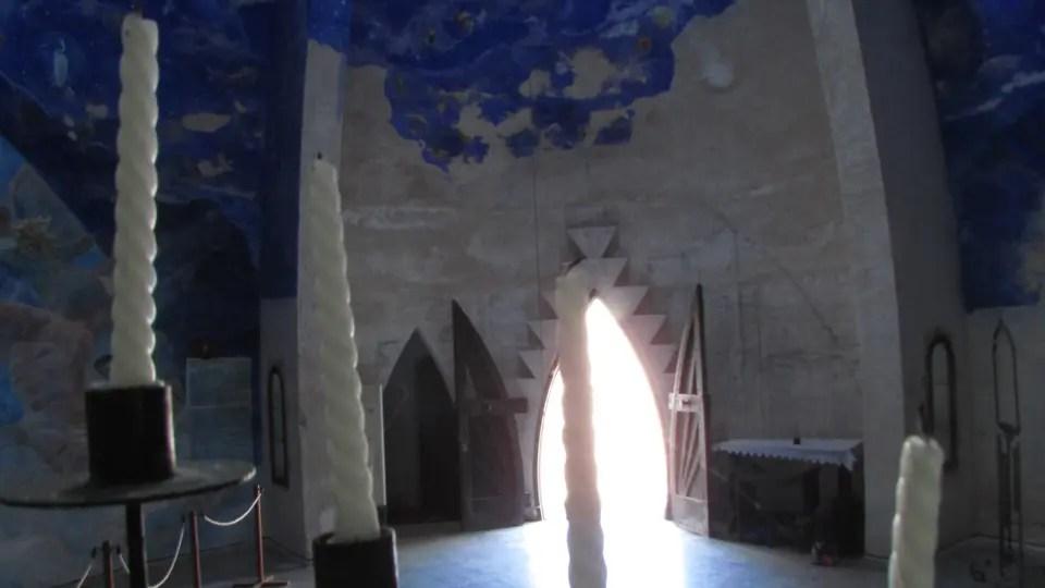 La enigmático y misterioso templo Buffo