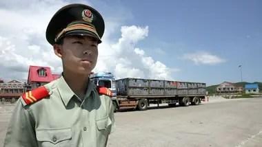 Suifenhe es otro de los frentes de la batalla de China contra el Covid-19