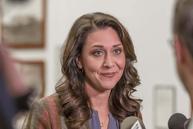 La representante por el Estado de Washington Jaime Herrera Beutler