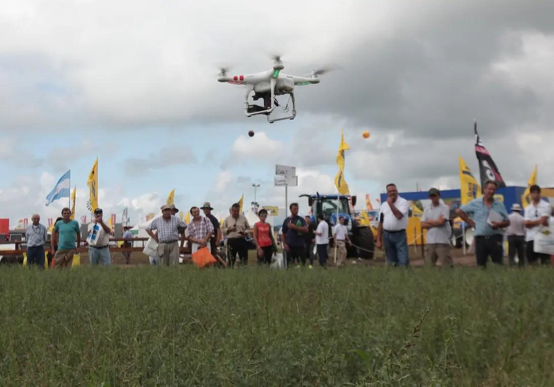 En drones bajaron las inversiones. Foto: Archivo