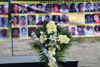 En Veracruz han sido encontradas múltiples fosas con cuerpos de víctimas de la violencia criminal