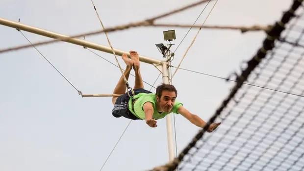 Resultado de imagen para trapecistas