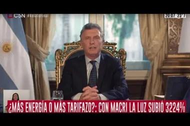Lo realizado por la cadena incumple el artículo 75 de la ley que regula la radiodifusión argentina