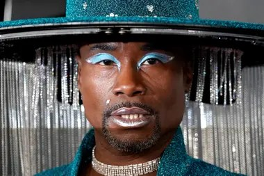 Billy Porter. Grammy 2020