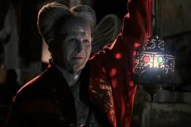 Gary Oldman, en la piel de Drácula