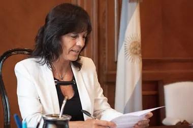 Vilma Ibarra, una escudera de Fernández en el Gabinete