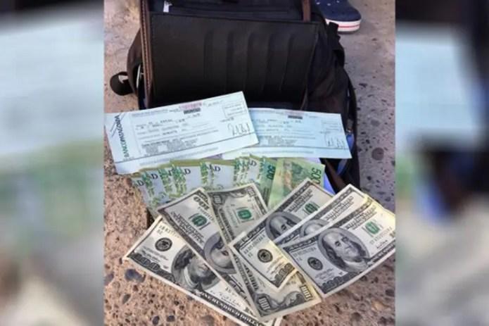 Devolvió $150 mil y su recompensa fue mayor de lo que imaginó, Periódico San Juan