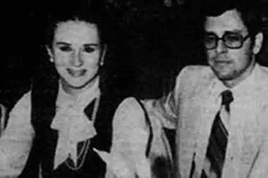 Claudia Mijangos en una imagen anterior al triple filicidio