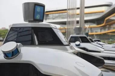 Los vehículos autónomos suponen una importante mejora en el orden con el que se gestionan los pedidos y en la economía de la propia conducción, y representan un ahorro sustancial en mano de obra, explica Meng Xing, responsable de Operaciones del proyecto de vehículos autónomos de Didi