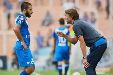 Vélez y el diálogo con el Monito Vargas, que emigró al fútbol español